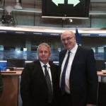 DB si comisarul pe Agricultura, Phil Hogan